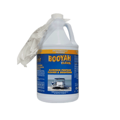 ALUMINUM PONTOON CLEANER & BRIGHTENER