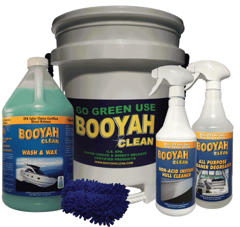 BOOYAH CLEAN BUCKET KIT 2