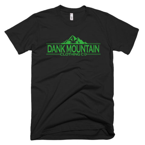 Men's Flagship T-Shirt | Black/Green