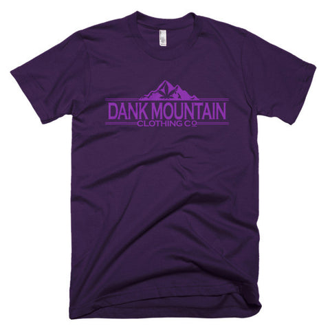 Men's Flagship T-Shirt | Purple/Purple