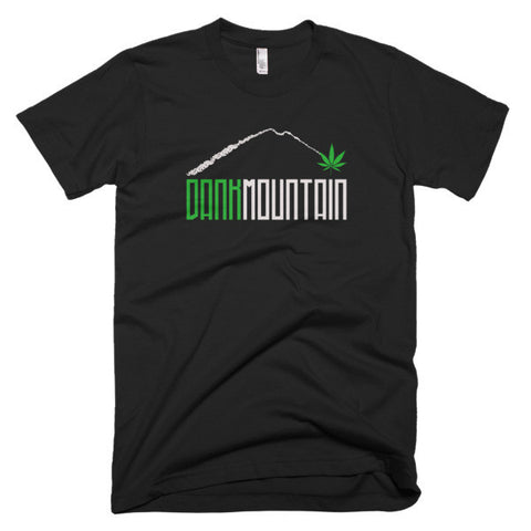 Men's Higher T-Shirt | Black/Green/Gray