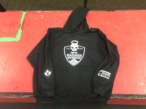 Hostyle Gear Bad Ass Member Hoodie