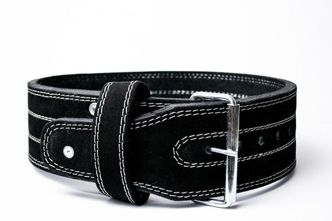 "Hostyle Gear Single Prong 4"" Powerlifting Belt"