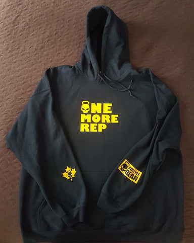 Hostyle Gear One More Rep Hoodie