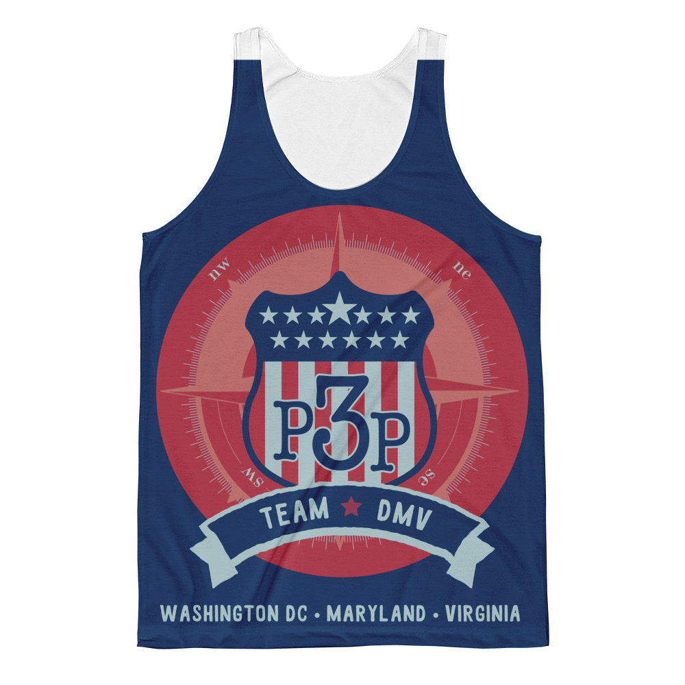 Washington DC/DMV, Unisex Classic Fit Tank Top