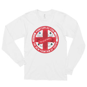 Montreal - Long sleeve t-shirt (unisex)