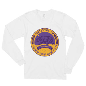 Los Angeles, Long sleeve t-shirt (unisex)