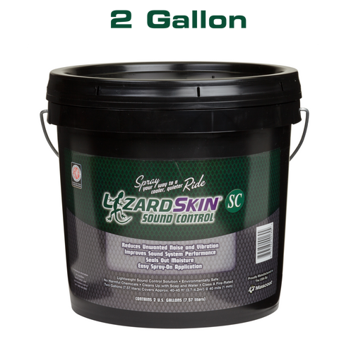 Sound Control - 2 Gallon Bucket