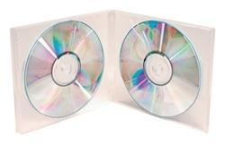 2-Disc Poly Case with Sleeve - 200 Pack