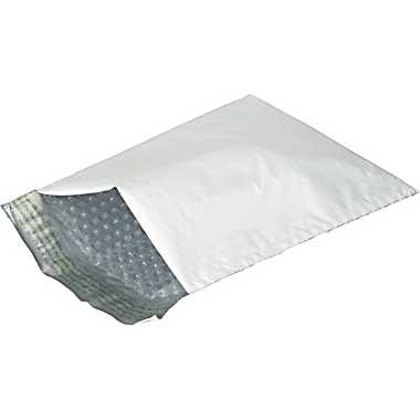"#2 - Poly Bubble Mailer 8.5"" X 12""  - 10 Pack"
