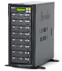 Recordex 7 DVD Tower with HD
