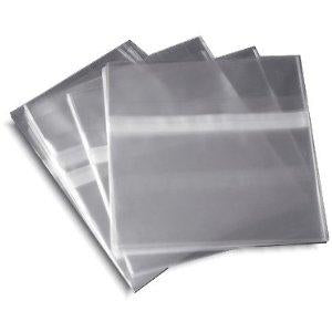 Resealable Bag for Standarad DVD - 500 Pack