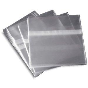 Resealable Bag for Thin DVD Case - 500 Pack