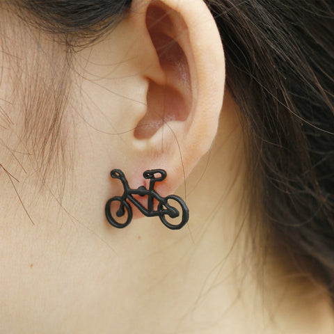 Bike Earrings - Wondersaleshop