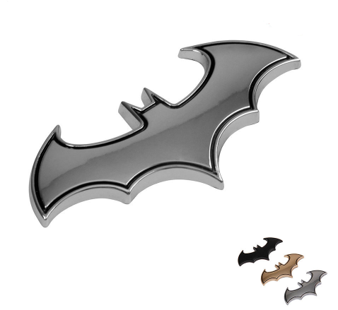 3D Bat Emblem Sticker - 50% OFF + FREE Shipping - Wondersaleshop