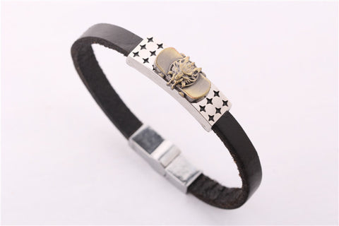 Final Fantasy Wolf Bracelet - Wondersaleshop