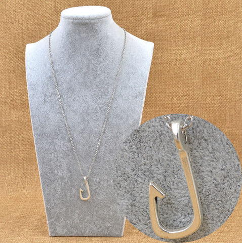 Fish Hook Necklace - 50% OFF + Free Shipping - Wondersaleshop