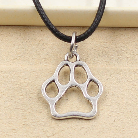 Dog Paw Necklace - 50% OFF + FREE SHIPPING - Wondersaleshop