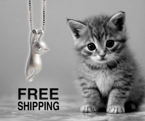 Beautiful Cat Necklace ♥Limited Edition♥ - Wondersaleshop