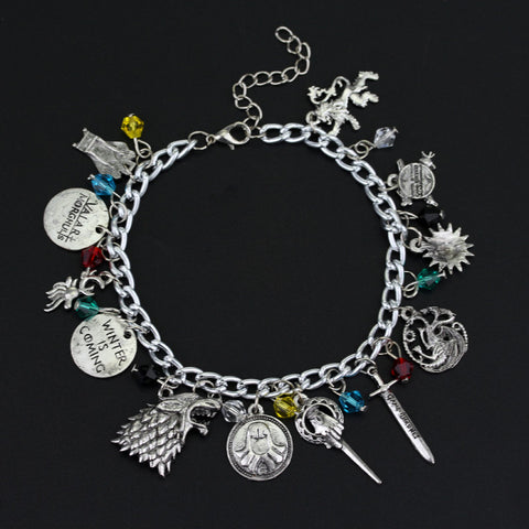 Game of Thrones Silver Bracelet - Wondersaleshop