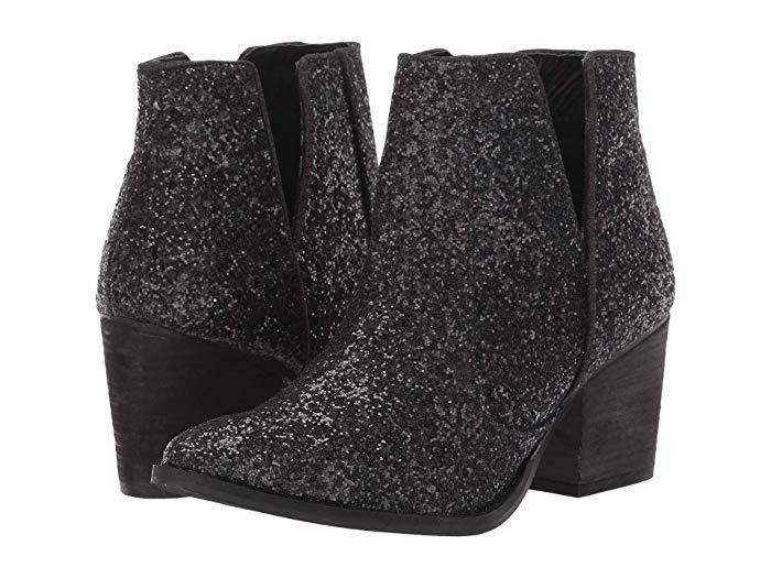 Not Rated Fiera Booties in Black