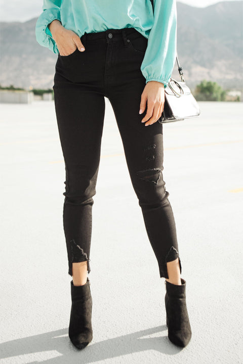A Notch Above Black Jeans RH