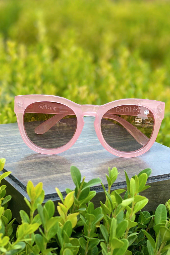 American Bonfire Cholla Sunglasses in Pink
