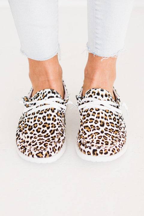 Very G Holly Sneakers in Cheetah
