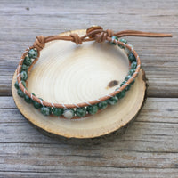 Grove - Jade Bracelet - Balance, Protection and Healing