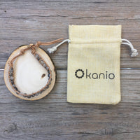 Kanio Stone - Courage, Protection, Love, and Longevity