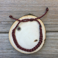 Earth Anklet - Luck, Focus, and Stability