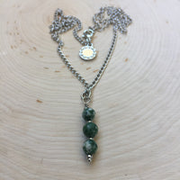 Kanio Grove - Jade Necklace - Balance, Protection and Healing
