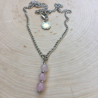 Love Necklace - Tenderness, Sensuality and Unconditional Love
