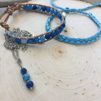 Sky Collection -  Courage, Protection, Love, and Longevity