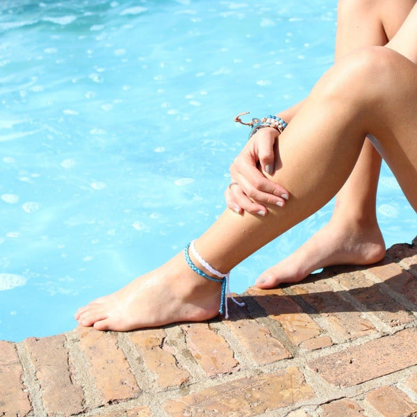Ice Anklet - Creativity and Self Expression