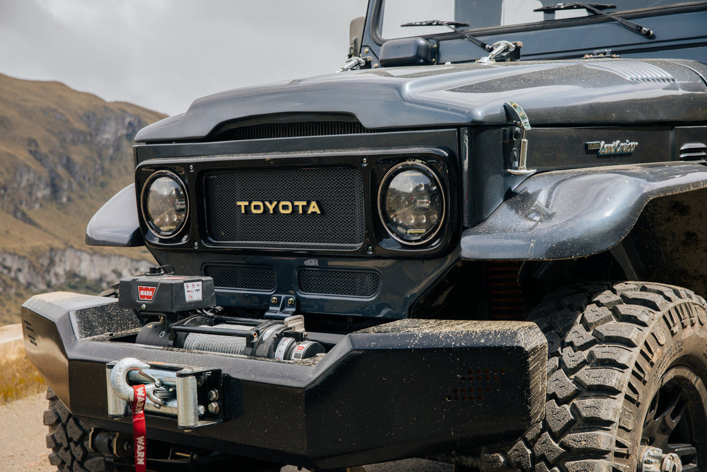Custom Land Cruiser 40 series - Built to Order