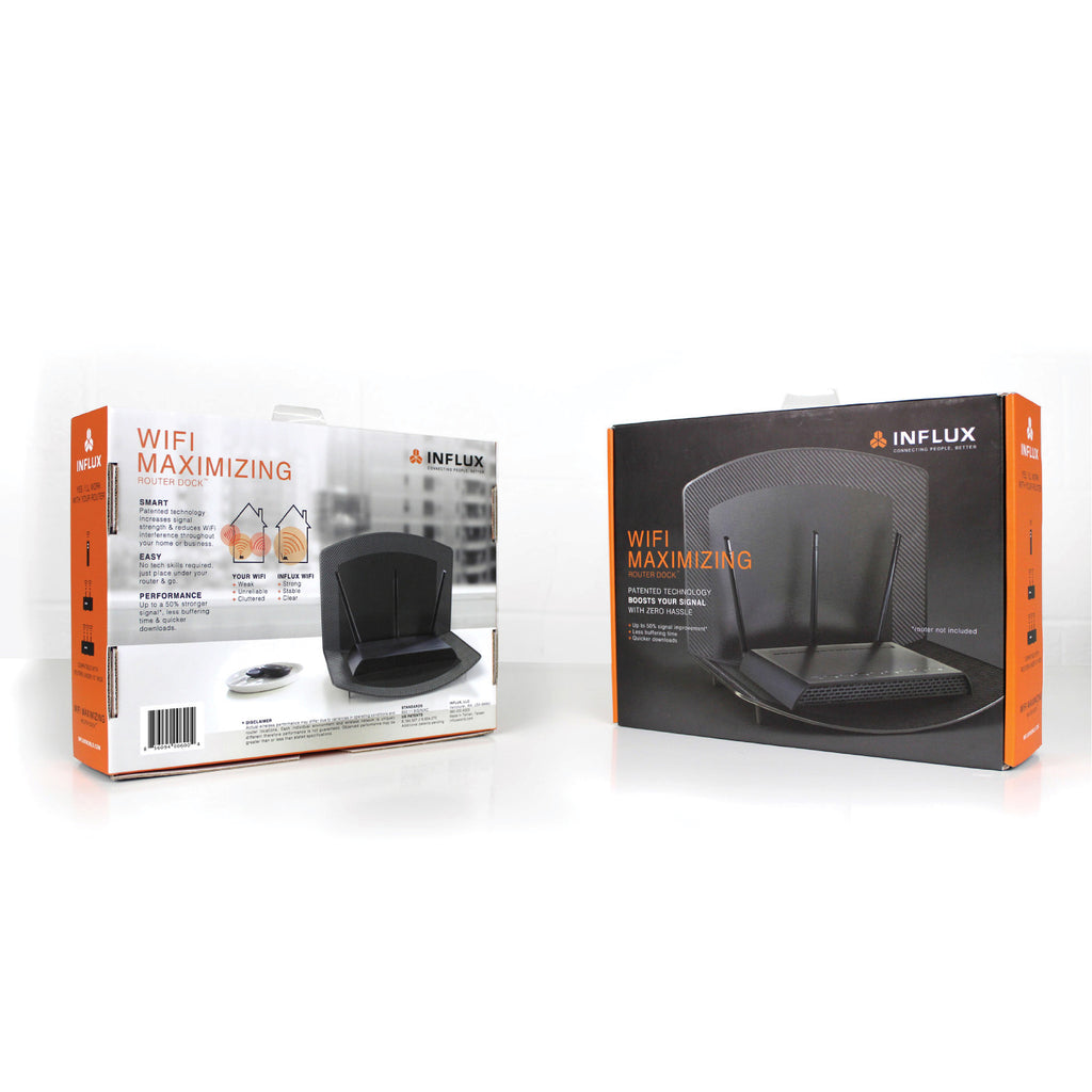 WiFi Router Dock - Cosmetic Blemishes