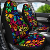 Hippie Car Seat Covers Are Trippy