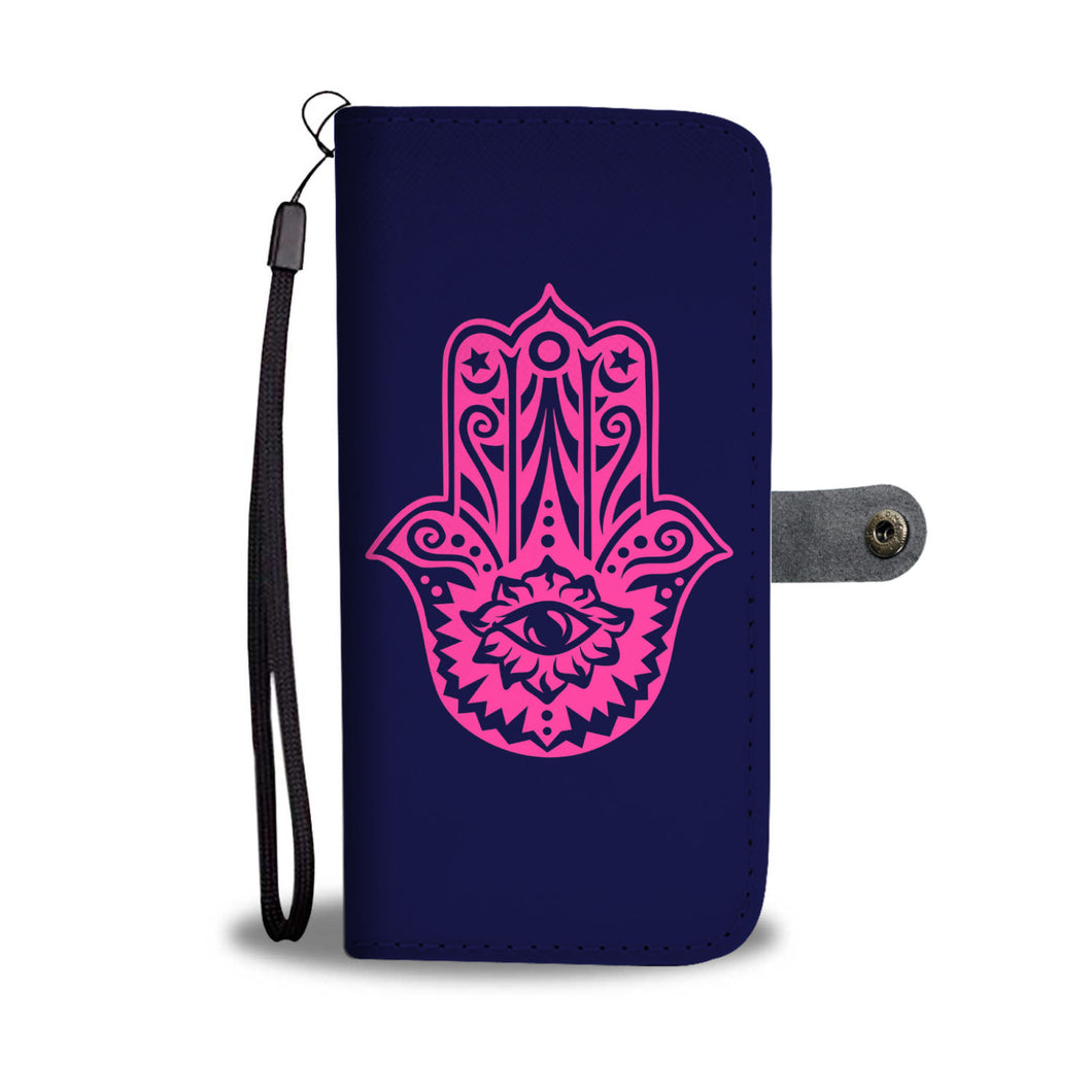Yoga/Namaste/Phone Case Wallet