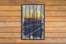 Load image into Gallery viewer, Flight Deck/Jet/Navy/Wood Grunge/Print/Poster