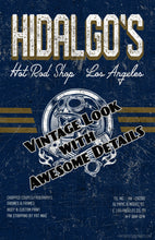 Load image into Gallery viewer, Hidalgo's/Hot Rod/Cars/Racing/Hot Rods/Vintage/Print/Poster/Art