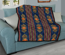 Load image into Gallery viewer, Mexican Pattern/Quilt/09/Blanket/Bed Spread