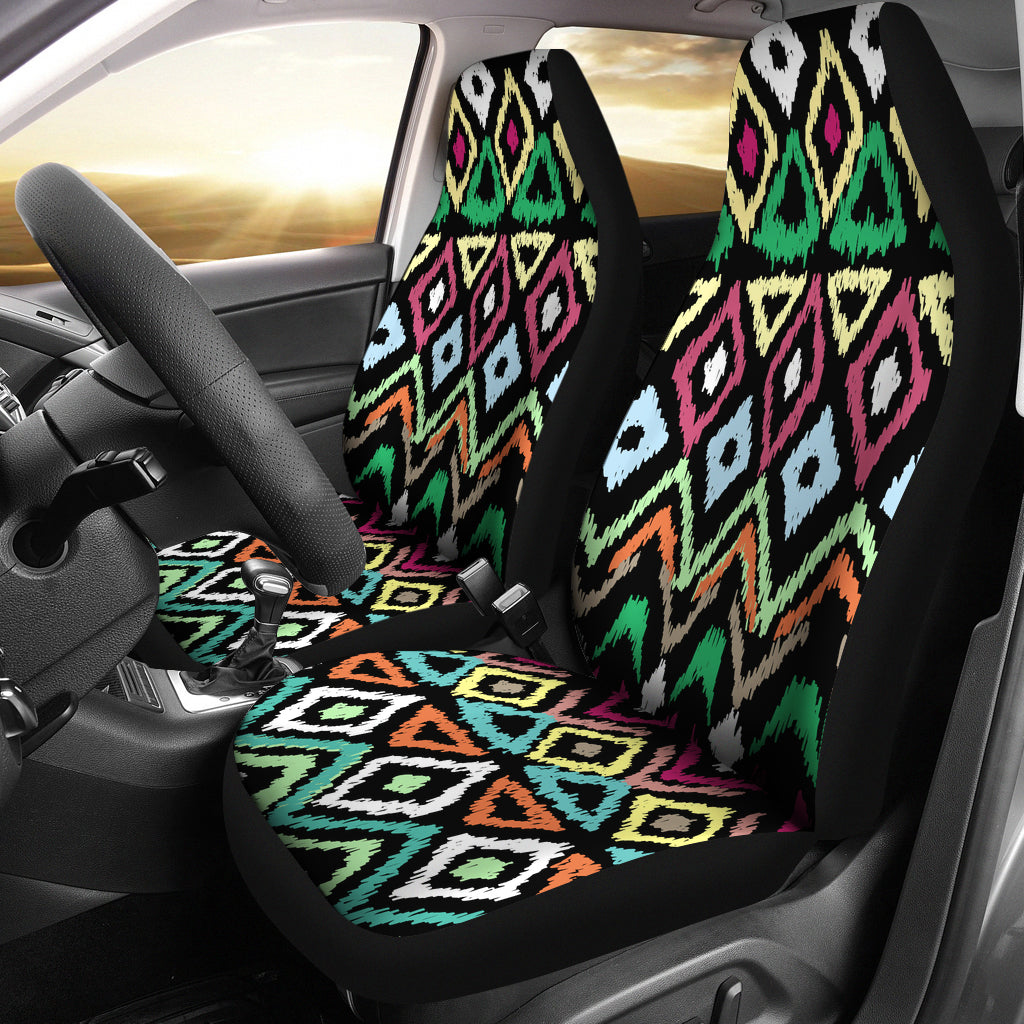 Southwest/Navajo/Native American/Watercolor/Auto Seat Covers