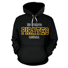 Load image into Gallery viewer, Mid Atlantic Pirates BB Club Hoodie Black
