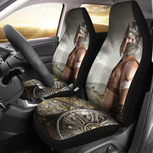 Load image into Gallery viewer, Warrior Car Seat Cover