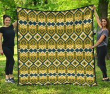 Load image into Gallery viewer, Mexican Quilt/Pattern 03/Quilt/Blanket/Bed Spread