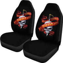 Load image into Gallery viewer, US Marine/Always Faithful/United State Marine/Auto Seat Covers