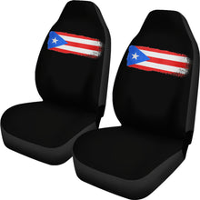 Load image into Gallery viewer, Puerto Rico Pride Car Seat Covers