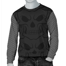 Load image into Gallery viewer, Mid Atlantic Pirates Grey Skull Sleeves