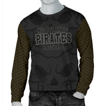 Load image into Gallery viewer, Mid Atlantic Pirates Skulls Sleeve Yellow